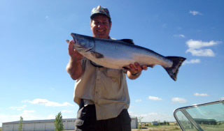 Rick Heupel, Owner Dakota Sky Lodge & RV Park